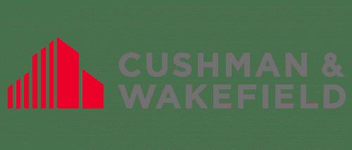 Guardteck event security Cushman & Wakefield client logo