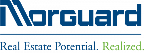 Guardteck Security's Vancouver BC tower security client Morguard's logo