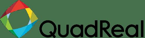 Guardteck Security's Vancouver BC corporate client QuadReal's logo